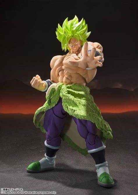 sh figuarts dragon ball super super saiyan broly