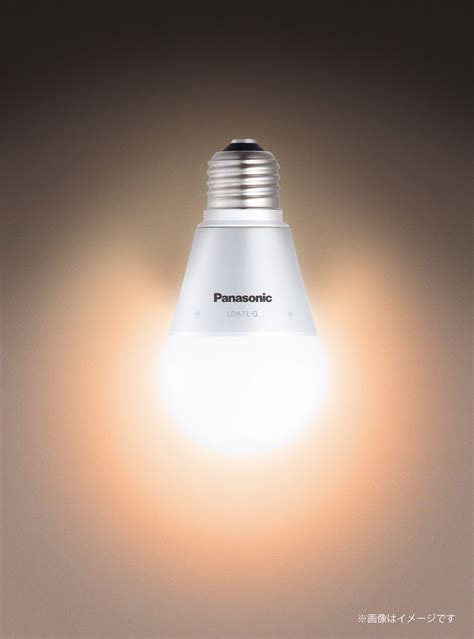 Panasonic Everleds Led Bulbs With Wide Light Distribution Panasonic Led Light Bulb