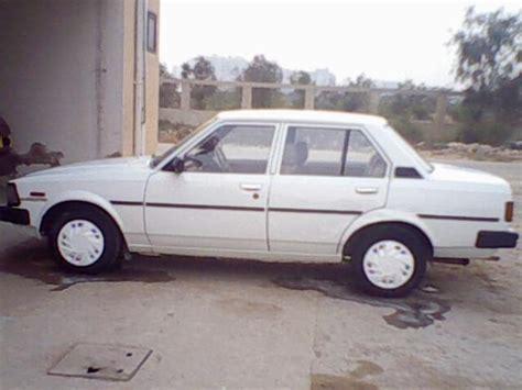 1982 Toyota Corolla For Sale Toyota Corolla 1982 Registered 1982 White Color For Sale