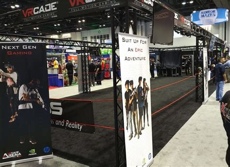 motion simulation room unique brand new entertainment the virtual arena a snapshot of the latest vr at iaapa