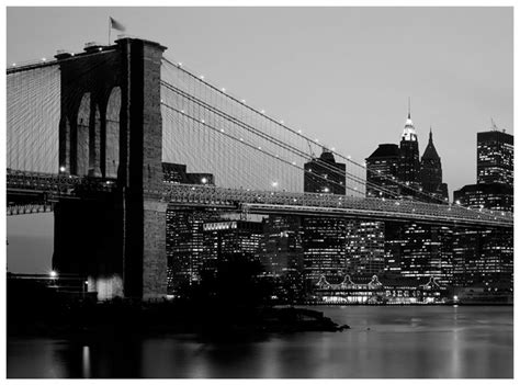 new york city skyline black and white wallpaper nyc black and white wallpaper wallpapersafari