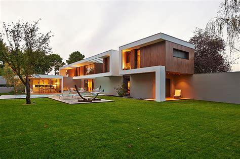 Architecture De Bordeaux by Ha 10 Villa Contemporaine Par Hybre Architecte En Gironde