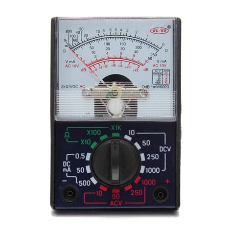 Multimeter Sanwa Cd771 analogue multimeter resistance ac dc volts ohm electrical
