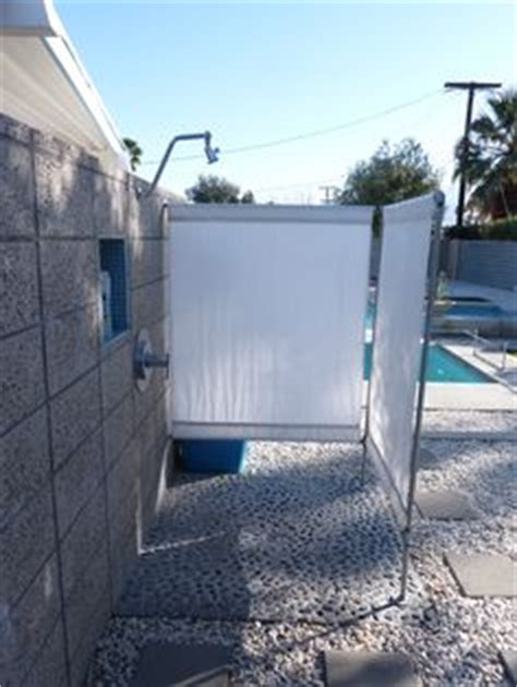 outdoor shower screens 1000 images about garden bathroom on