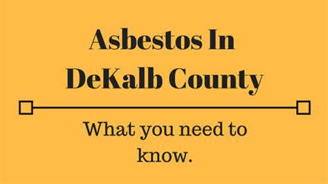 a new library for sandwich dekalb county online what to know about asbestos in dekalb county dekalb