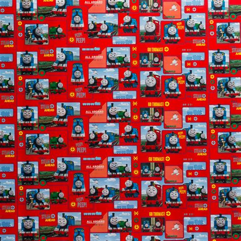 the tank engine gift wrap character wrapping paper 3m the tank engine
