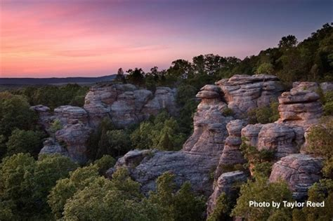 Garden Of The Gods Shawnee by Shawnee National Forest Pharaoh Cground Elizabethtown Il Gps Csites Rates Photos
