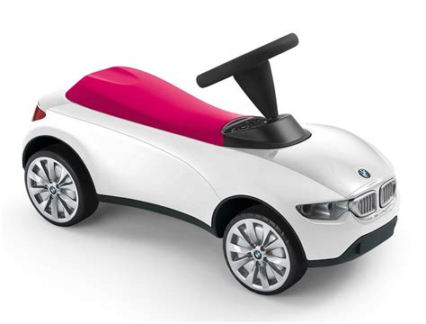 Baby Bmw Car by Bmw Baby Racer Iii Ride On Push Car White Raspberry