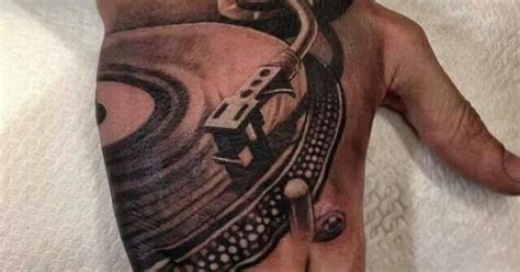 tattoo dj mp3 i thought i had a passion for vinyl i m not worthy