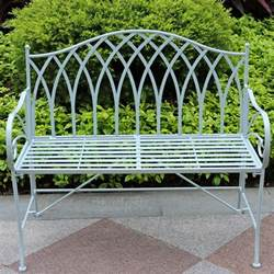 iron garden benches how to choose a wrought iron garden bench triquimex