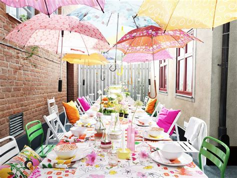 backyard party tips 10 ideas for outdoor parties from ikea skimbaco