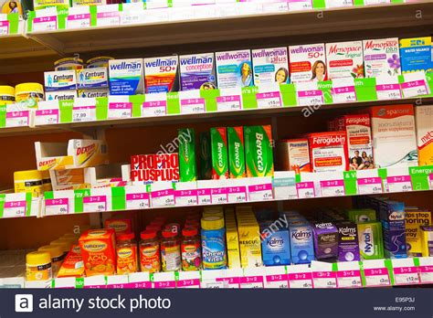 Shelf Of Vitamin E by Wellman Berocca Vitamins Health Vitality Product Products