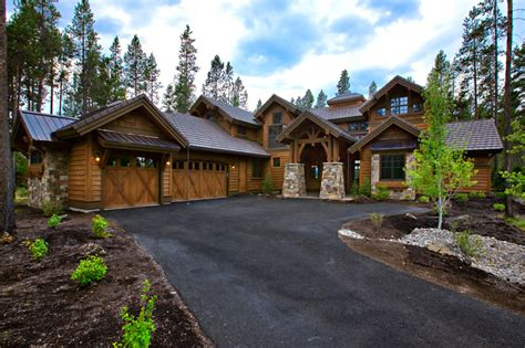mountain view home plans mountain house plans professional builder house plans