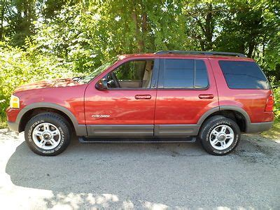 old car manuals online 2006 ford explorer seat position control purchase used 2002 ford explorer 4door xlt 4wd 3rows seats 4liter 6cylinder w airconditioning in