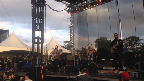 thrice silhouette thrice silhouette riot fest 2015 chicago il youtube