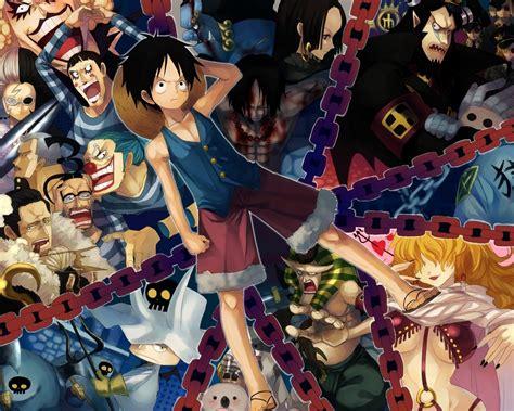 one piece one piece one piece wallpaper 7013646 fanpop