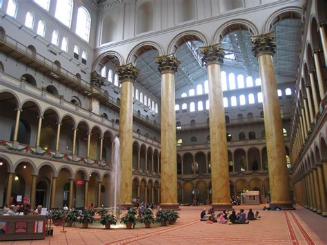 Museum Builders file national building museum 6 jpg wikimedia commons