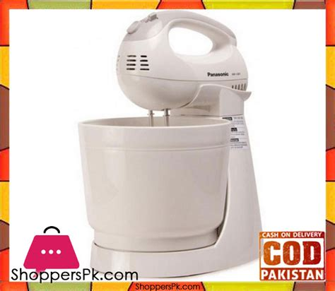 Jual Mixer Panasonic Mk Gb1 Wsr buy panasonic stand mixer mk gb1 white at best price in pakistan