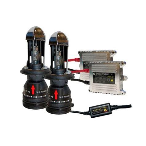 Lu Xenon kit conversion xenon slim h4 bi 35w 6000
