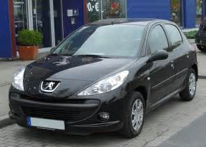 What Is A Peugeot File Peugeot 206 Front 20100513 Jpg
