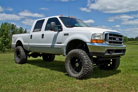 99 Ford F250 by Zone 6 Quot Suspension Lift 99 04 Ford F250 F350 4wd F42 Ebay