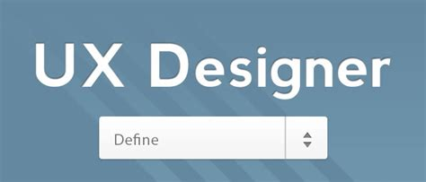 ux design definition what you need to do to be a great ux designer