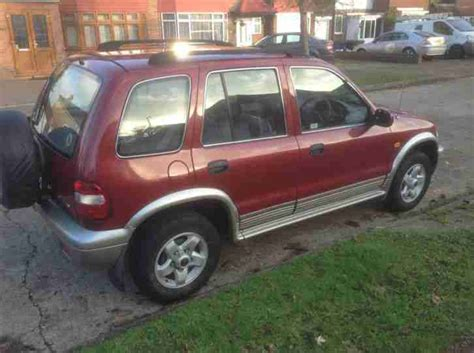 Kia 2000 For Sale 2000 Kia Sportage 4x4 For Sale