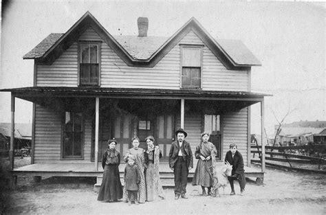 Italianate Home Plans historic photos