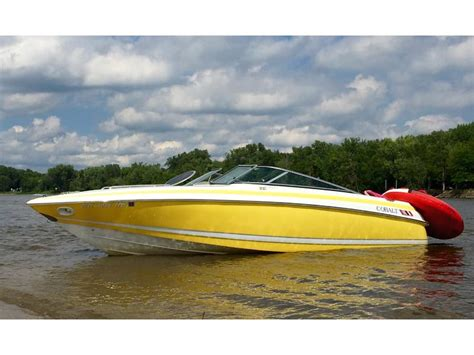 yellow cobalt boat for sale 1999 cobalt 253 sport cuddy powerboat for sale in