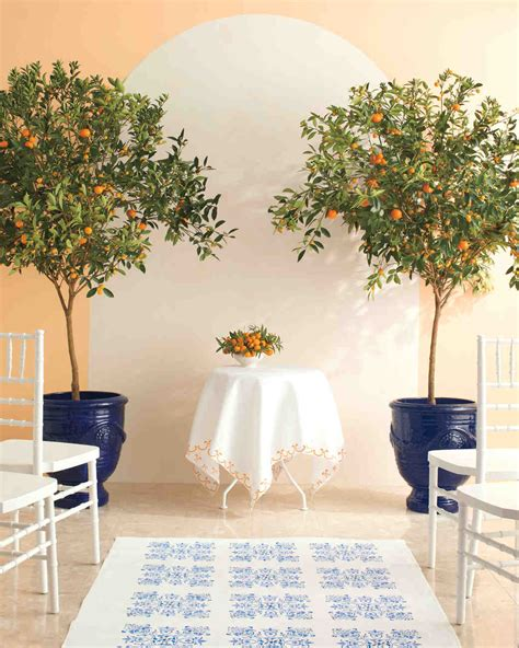 Wedding Backdrop Trees by 22 Creative Wedding Backdrop Ideas Martha Stewart Weddings