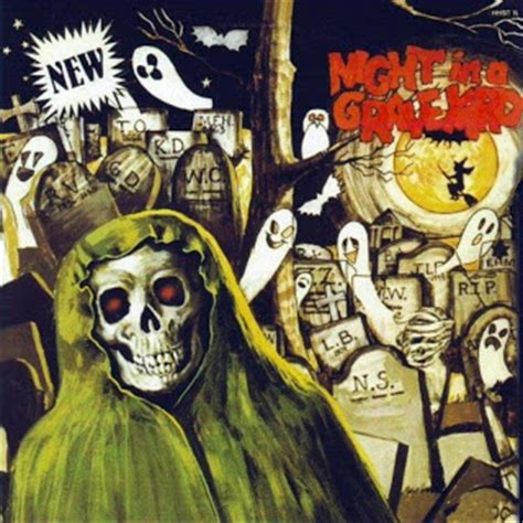 horror house music night in a graveyard haunted house music co 1985 cult of the great pumpkin