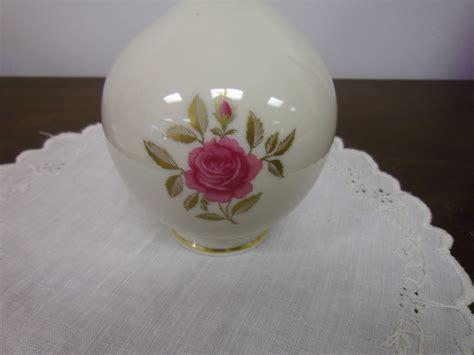 Lenox Vase Value by Lenox Rhodora Pattern 8 High Bulbous Vase For Sale