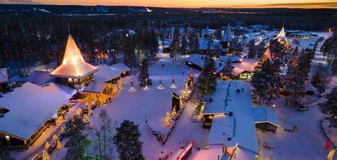 casa di babbo natale finlandia casa di babbo natale rovaniemi con bambini viaggio