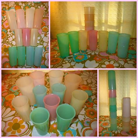 Nzf Tupperware Flower Drink Set 128 best drinkware cups mugs images on