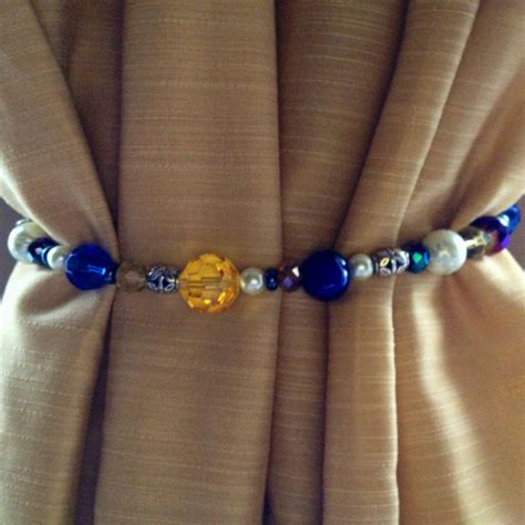beaded curtain tie backs 301 moved permanently