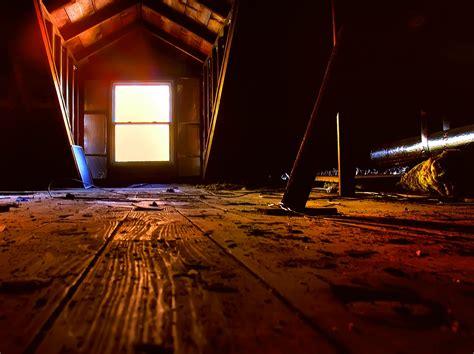 in the attic the paranormal corner in the attic
