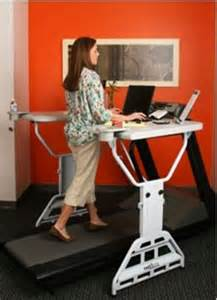 Walk While You Work With The Levine Treadmill Workstation by Now That S A Work Out The Treadmill Desk That Allows You