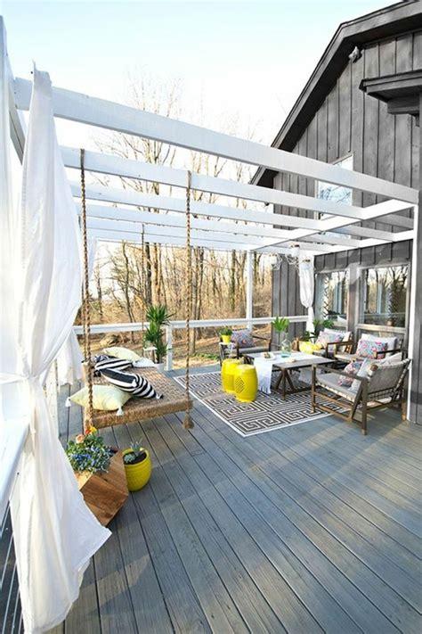 Idees Pour Amenager Une Terrasse 3009 by Am 233 Nager Une Terrasse Plus De 50 Id 233 E Pour Vous