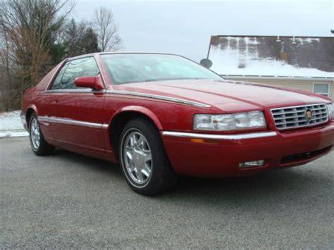 purchase used 2002 cadillac eldorado esc coupe 2 door 4 6l in saltsburg pennsylvania united states