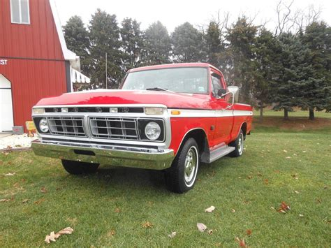 Ford F100 For Sale by 1976 Ford F100 For Sale 1900036 Hemmings Motor News
