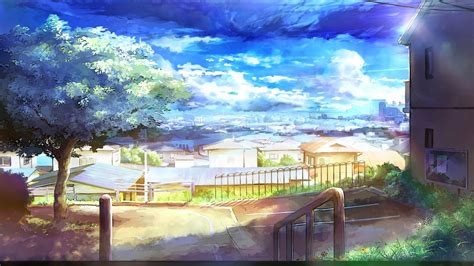 painting house free anime landscape the jester s corner