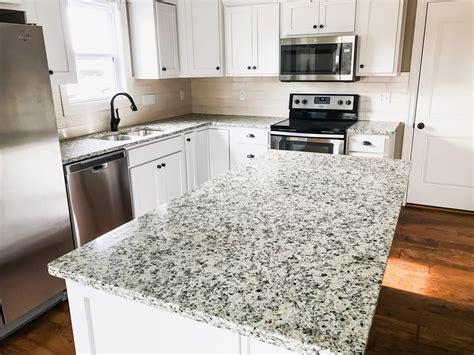 kitchen cabinets topeka ks dallas white ashen white granite countertops by