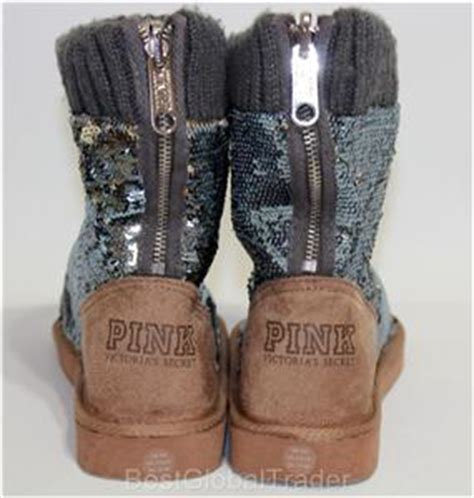 secret mukluk slippers s secret pink mukluk bling faux fur bootie boots