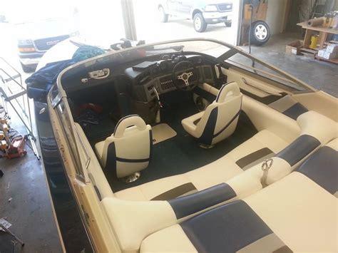 sea ray upholstery custom marine interiors upholstery and carpeting rear
