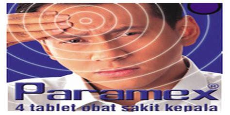Paramex Sakit Kepala brand paramex obat sakit kepala vemale