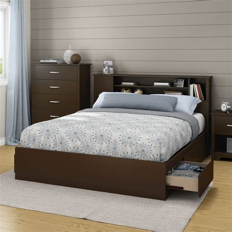 wayfair queen bed south shore queen storage platform bed reviews wayfair
