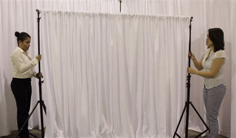 wedding drapes for rent rent new jersey pipe and drape with free shipping rent