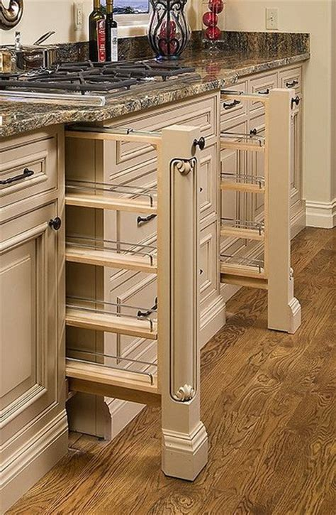 Slide Out Spice Racks For Kitchen Cabinets cabinet spice rack pull out woodworking projects plans