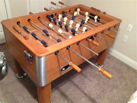 harvard foosball table espotted