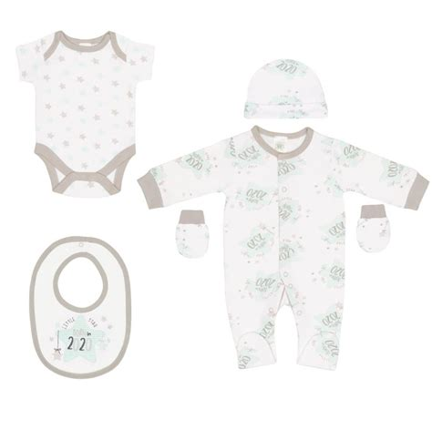 born   baby pc set  star baby clothing bm